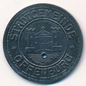 Оффенбург., 50 пфеннигов (1918 г.)