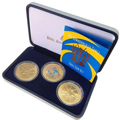 Австралия, Набор монет (2002 г.)