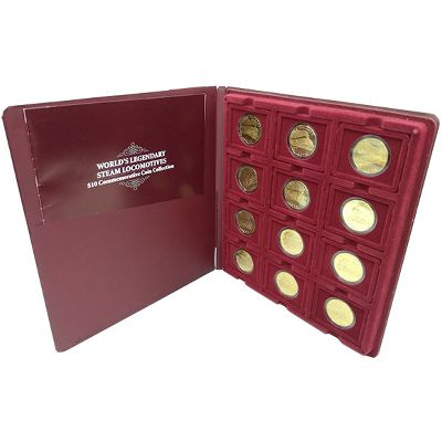 Маршалловы острова, Набор монет (1996 г.)