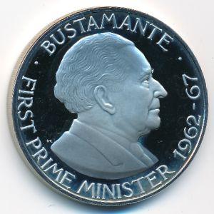 Ямайка, 1 доллар (1973 г.)