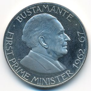 Ямайка, 1 доллар (1979 г.)
