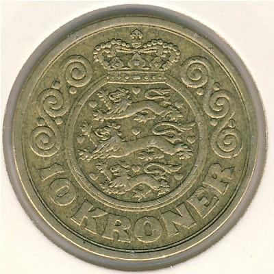 10 крон 5 р 1998 года цена