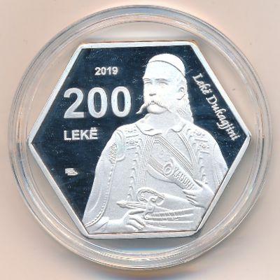Метохия, 200 лек (2019 г.)