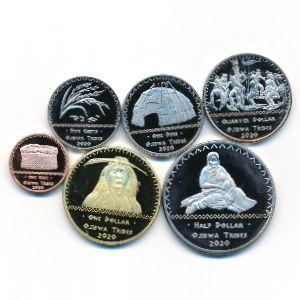 Оджибве, Набор монет (2020 г.)