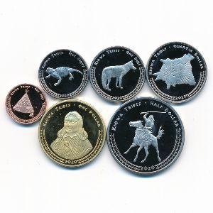 Кайова, Набор монет (2020 г.)
