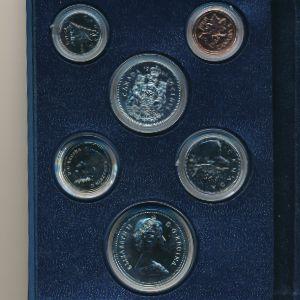 Канада, Набор монет (1984 г.)