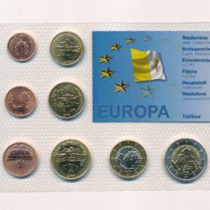Ватикан, Набор монет (2006 г.)
