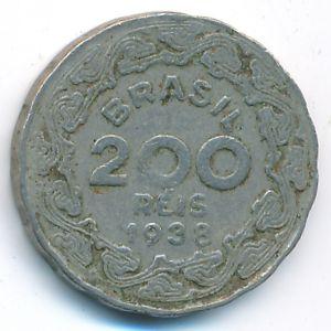 Бразилия, 200 рейс (1938 г.)
