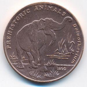 Афганистан, 50 афгани (1993 г.)