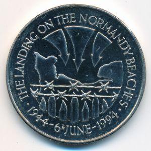 Остров Святой Елены и острова Вознесения, 50 пенсов (1994 г.)