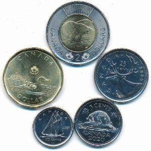 Канада, Набор монет (2020 г.)