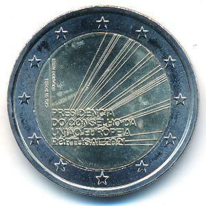 Португалия, 2 евро (2021 г.)
