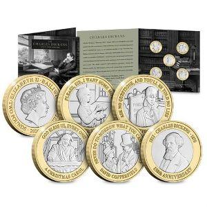 Джерси, Набор монет (2020 г.)