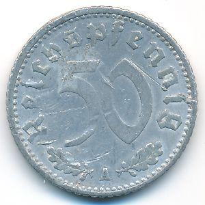 Третий Рейх, 50 рейхспфеннигов (1935 г.)