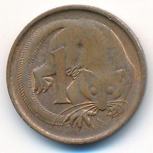 Австралия, 1 цент (1977 г.)