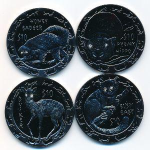 Сьерра-Леоне, Набор монет (2008 г.)