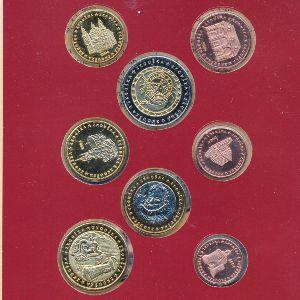 Чехия, Набор монет (2004 г.)
