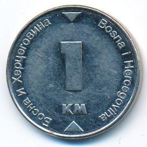 Босния и Герцеговина, 1 конвертируемая марка (2002 г.)