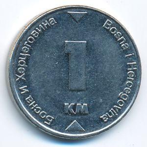 Босния и Герцеговина, 1 конвертируемая марка (2009 г.)