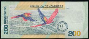 Гондурас, 200 лемпир (2021 г.)