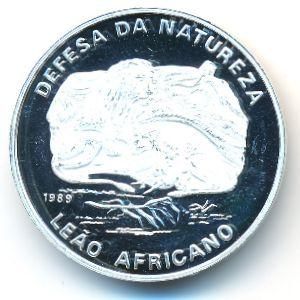 Мозамбик, 500 метикал (1989 г.)