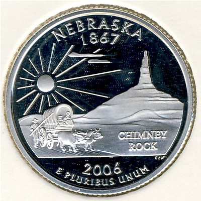 Quarter dollar, 7 монет, разные варианты:аляска, монтана, нью джерси, южная каролина, небраска, юта, гаваимонета