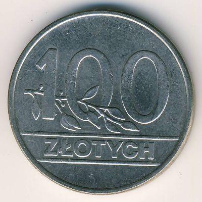 100 zlotych 1990 года цена пинпоинтер из детектора проводки
