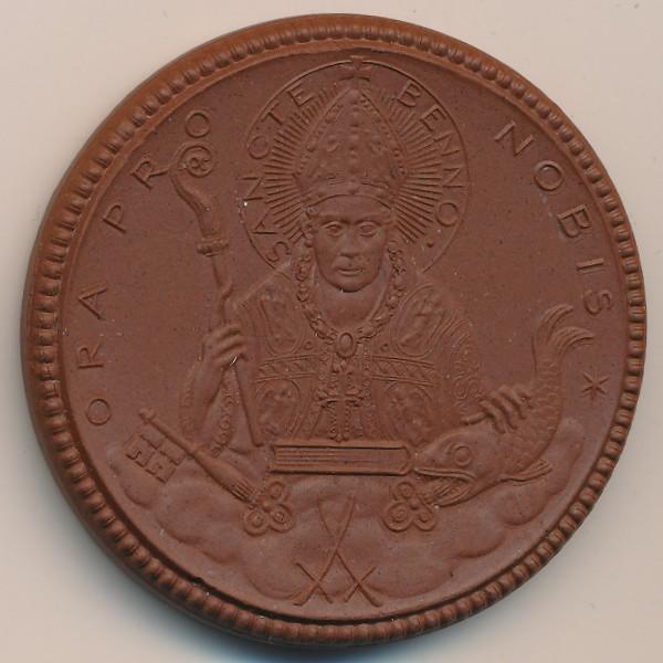 Мейсен., Медаль (1921 г.)