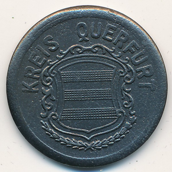 Кверфурт., 50 пфеннигов (1918 г.)