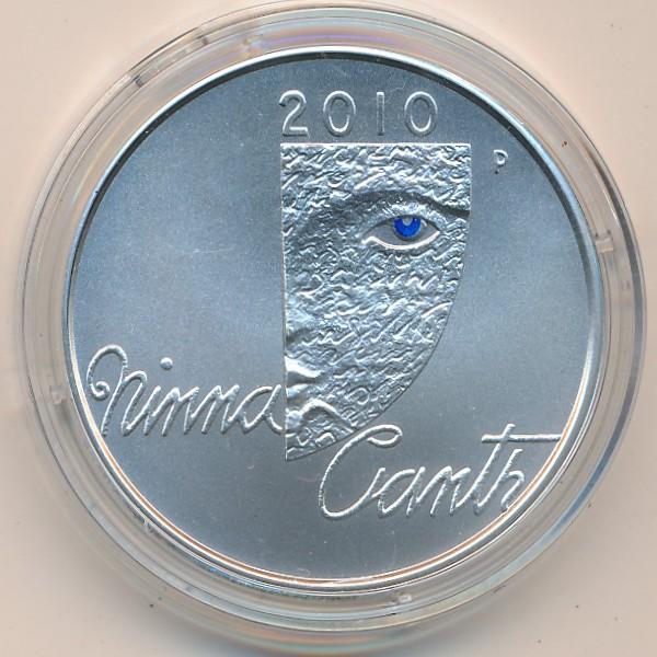 Финляндия, 10 евро (2010 г.)