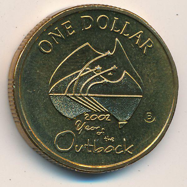 Каталог монет - австралия юбилейный доллар