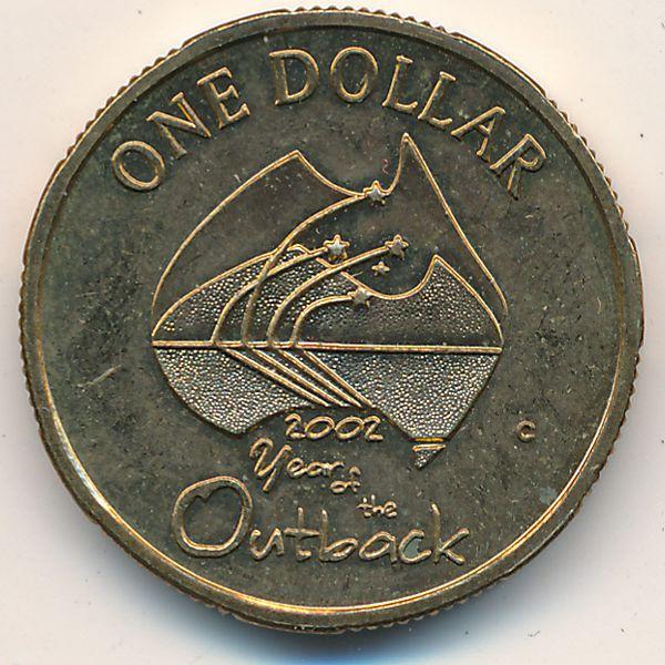 Австралия, 1 доллар (2008 г