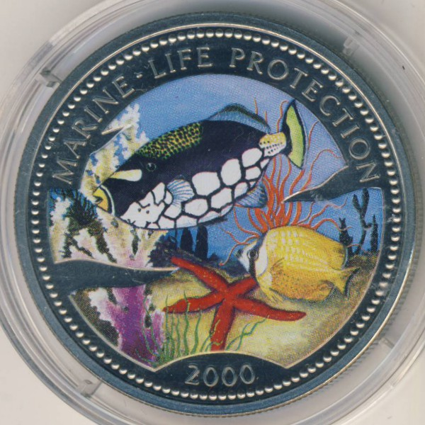 Конго, Демократическая республика, 5 франков (2000 г.)