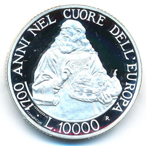 Сан-Марино, 10000 лир (2000 г.)