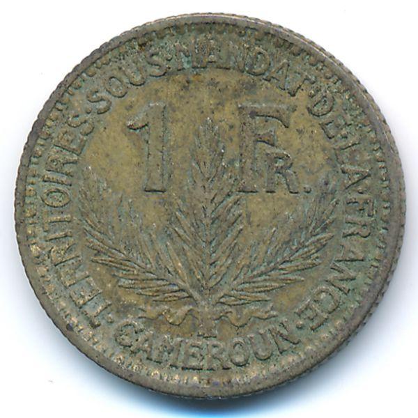 Камерун, 1 франк (1926 г.)