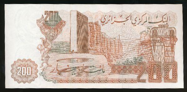 Алжир, 200 динаров (1983 г.)