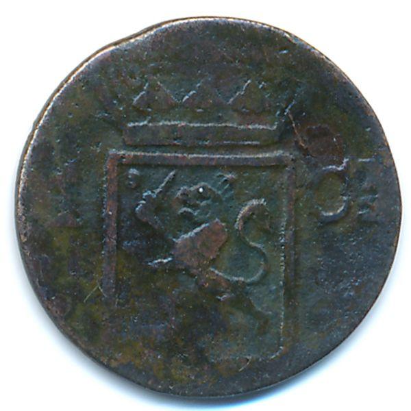 Нидерландская Индия, 1 цент (1840 г.)