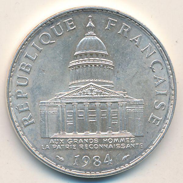 Франция, 100 франков (1984 г.)