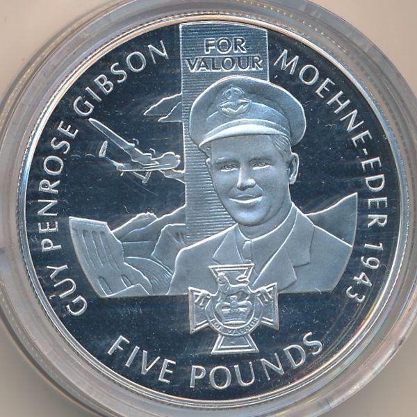 Джерси, 5 фунтов (2006 г.)