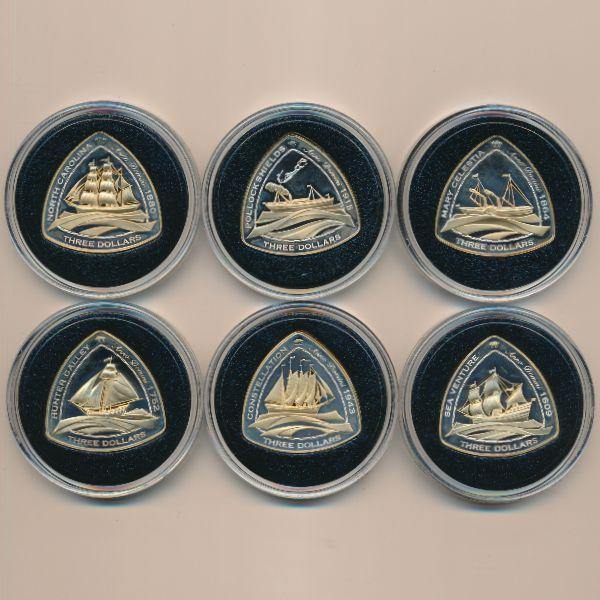 Бермудские острова, Набор монет (2006 г.)