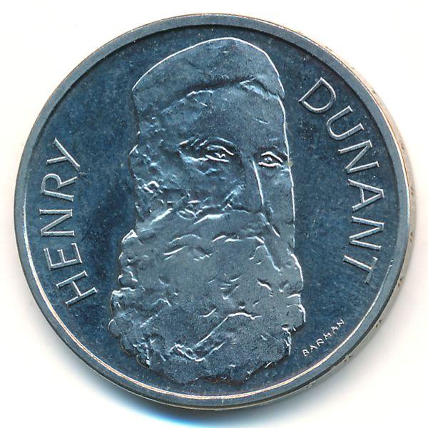 Швейцария, 5 франков (1978 г.)
