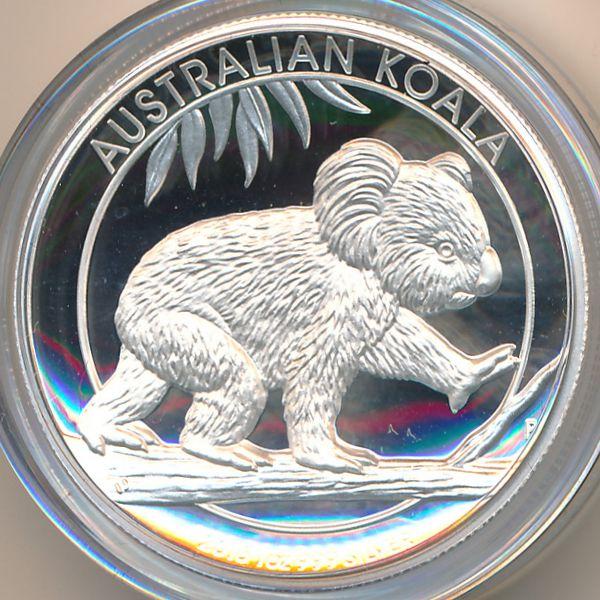 Австралия, 1 доллар (2016 г.)