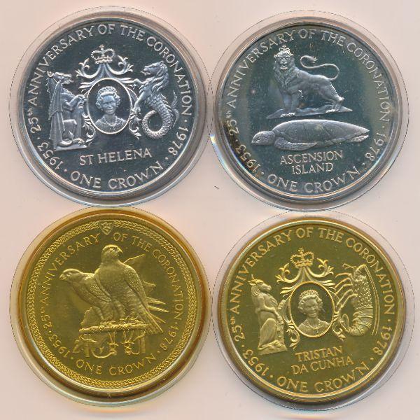 Коллекции, Набор монет (1978 г.)