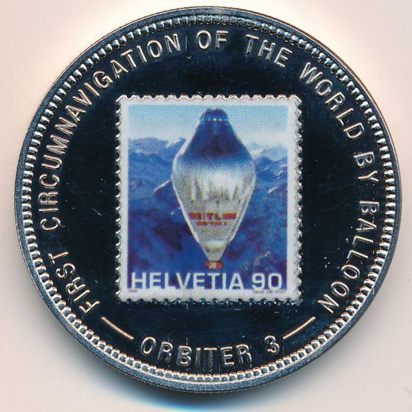 Уганда, 1000 шиллингов (1999 г.)