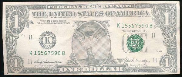 Билеты, 1 доллар