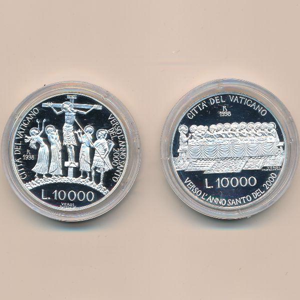 Ватикан, Набор монет (1998 г.)