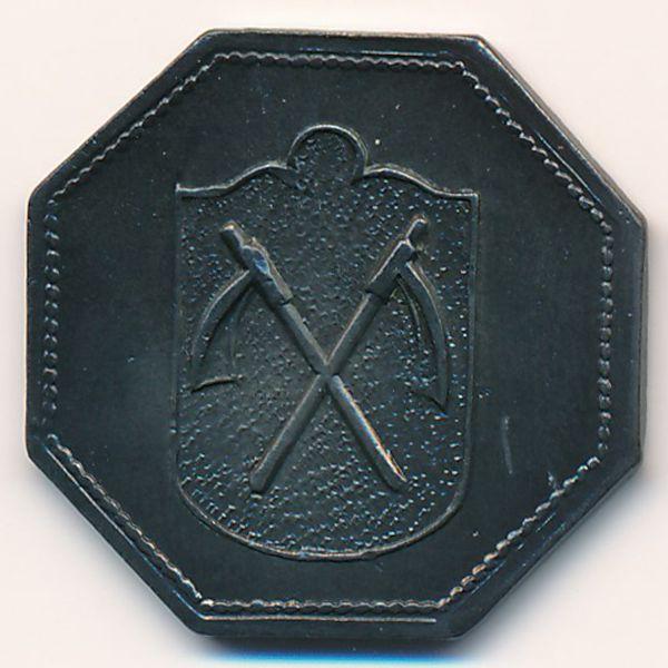 Хомбург., 10 пфеннигов (1917 г.)