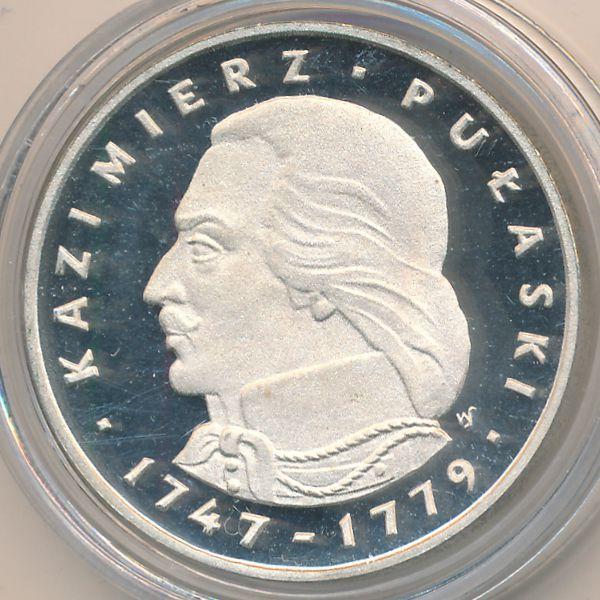 Польша, 100 злотых (1976 г.)