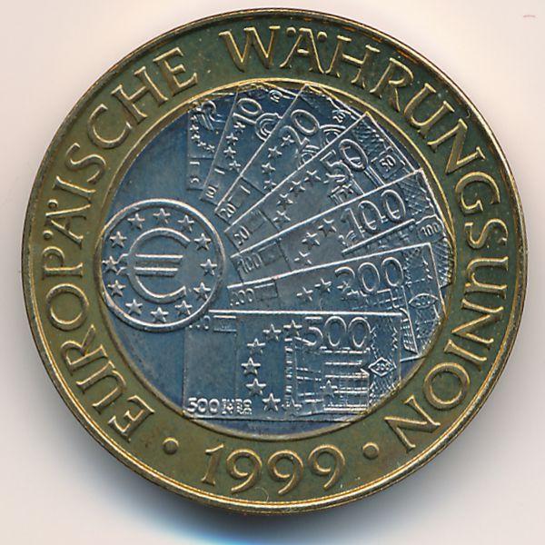 Австрия, 50 шиллингов (1999 г.)