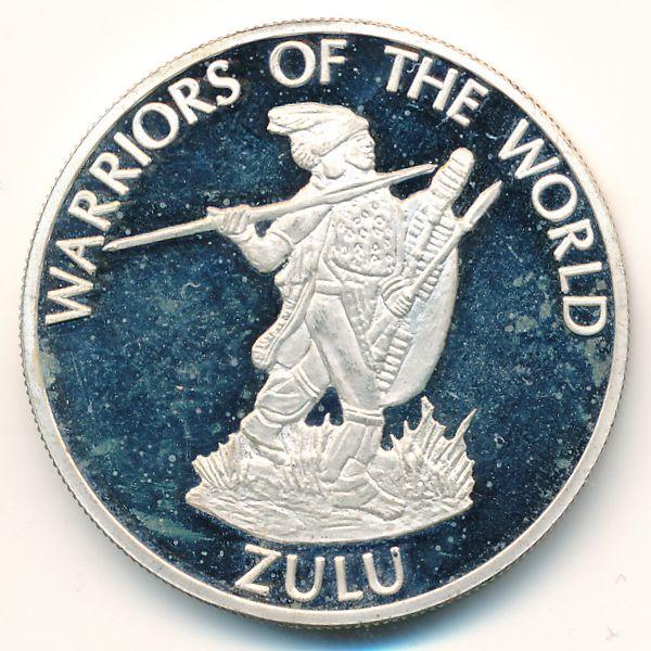 Конго, Демократическая республика, 10 франков (2010 г.)